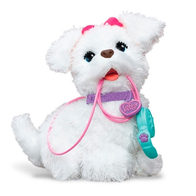 "991148 Интерактивная собака ""Ходячий щенок Gogo"" FurReal Hasbro"