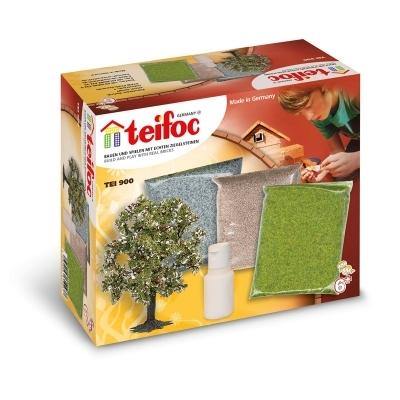 TEI900 Декоративные дополнения к конструктору Teifoc