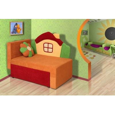 99015 Детский диван-кровать (тахта) Домик Соната М11-1