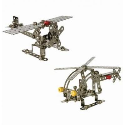 00067 Конструктор металлический Вертолет Eitech