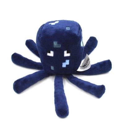 0002 Мягкая игрушка Спрут (Осьминог) Кричащий из игры Майнкрафт Minecraft