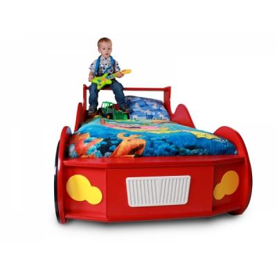 """990013 Кровать в виде машины """"Спортивная К"""""""