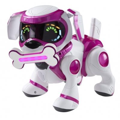 998068 Интерактивная собака Teksta Robotic Puppy