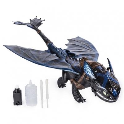 990038 Игрушка Огнедышащий Беззубик 60 см Как приручить дракона Spin Master
