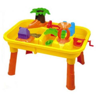 """44003 Стол-песочница """"Волшебный остров"""" со стульчиком Toy Target"""