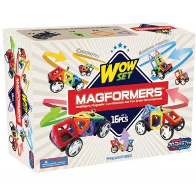 99104V Магнитный конструктор Wow Set Magformers