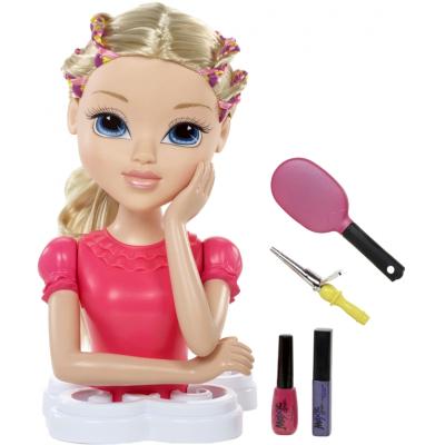 994477 Кукла Moxie Стильная укладка (торс) Эйвери