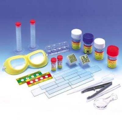 *SM063 Набор детский для работы с микроскопом Edu-Toys