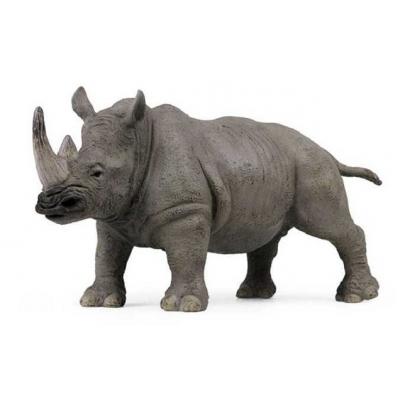 * PE1011 Носорог, 28 см, из каучука с мягкой набивкой
