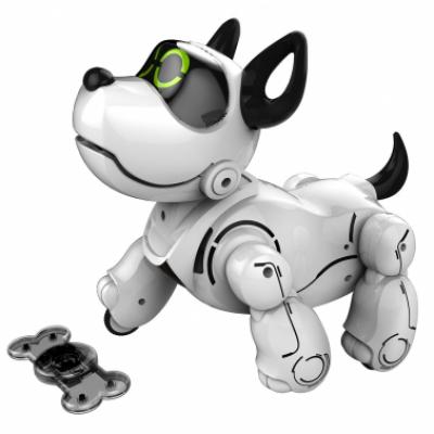 990045 Собака-робот интерактивная PupBo Silverlit