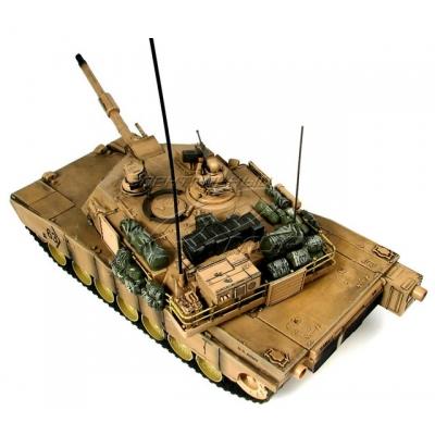 *0817Т Танк М1А2 Abrams на радиоуправлении Hobby