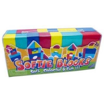 5334 Мягкие кубики для малышей Hurricane