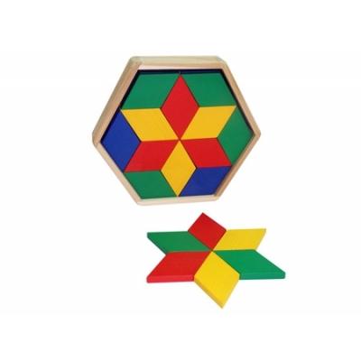T051ц Мозаика ромбическая (60 деталей)