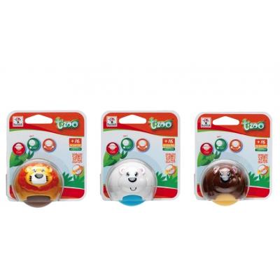"*113151 Игрушка шар-зверушка в ассортименте ""Tizoo"" Baobab"