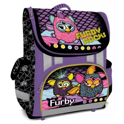 999166 Рюкзак-трансформер эргономичный с EVA-спинкой Furby