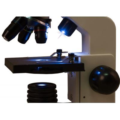 69040 Учебный цифровой микроскоп Levenhuk Rainbow D2L Moonstone