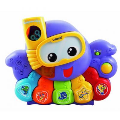 """99477 Развивающая игрушка """"Музыкальный Осьминог"""" с мыльными пузырями Vtech"""
