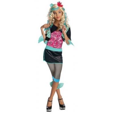 99833 Monster High Костюм для девочки Клодин Вульф