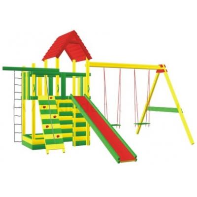 """0350 Детская площадка """"МегаКлимбер"""""""
