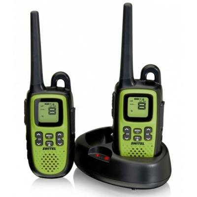 *WTC735-CF Детская влагостойкая рация с функцией радионяни VOX 10 км Switel