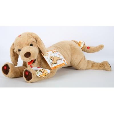 99209R Мягкая игрушка Собака интерактивная 100 см Тeeboo