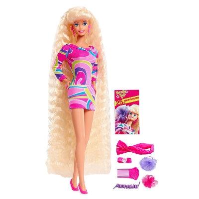 """990387 Коллекционная кукла """"Totally Hair"""" Barbie DWF49 Mattel"""