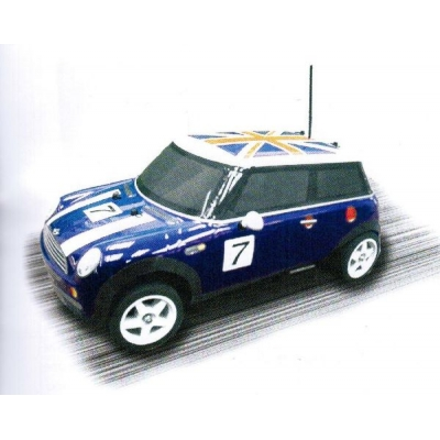 0307 Машина на радиоуправлении Mini Cooper