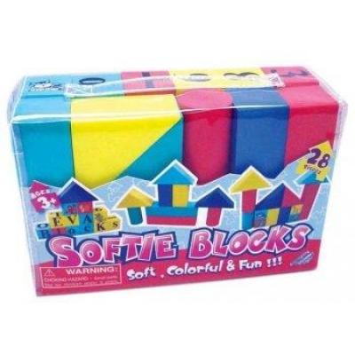 5333 Мягкие кубики для малышей Hurricane