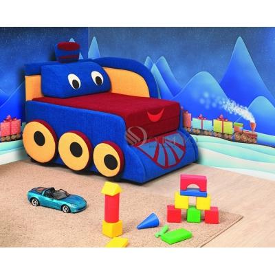 99014 Детский диван-кровать Паровозик Мася-7