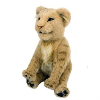 9007 Игрушка интерактивная Львенок Lion Wowwee