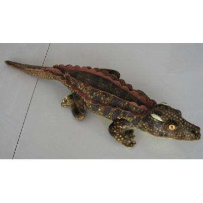 0040 Мягкая игрушка Крокодил 75 см Абвгдейка
