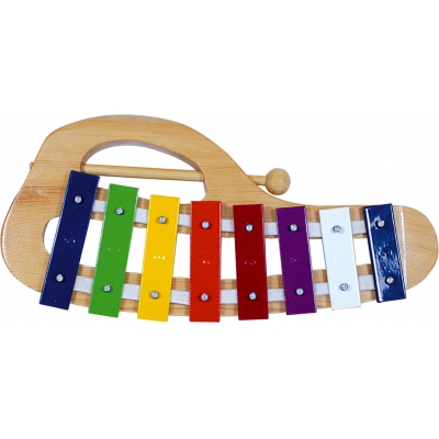 99557 Изогнутый детский ксилофон