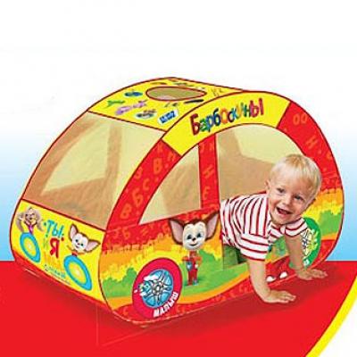 """99205 Барбоскины. Детская игровая палатка """"Машинка"""""""