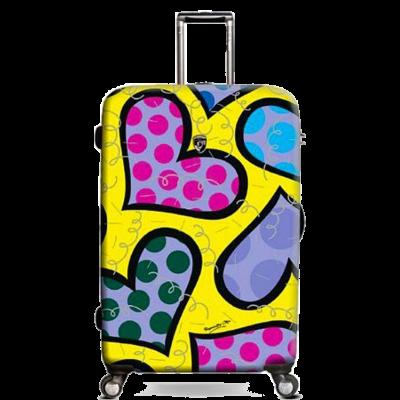 9912-30 Дорожный чемодан на колесиках Heys Britto Hearts Carnival 30''