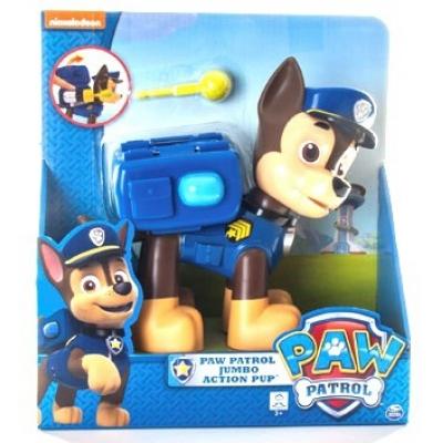 99170 Большой щенок с рюкзаком-трансформером Chase  Щенячий патруль Paw Patrol