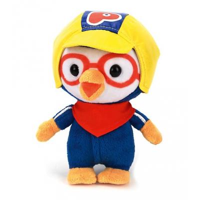 990219 Мягкая игрушка Пингвиненок Пороро 18 см Мульти-Пульти