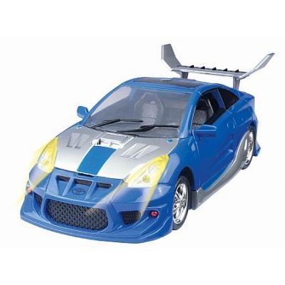 50090 Игрушка Робот-трансформер Машина Toyota Celica 28 см Happy Well