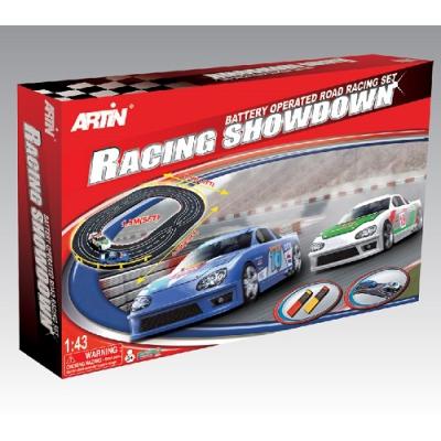 109010 Игрушка Автотрек 1,8 м Racing Showdown Artin