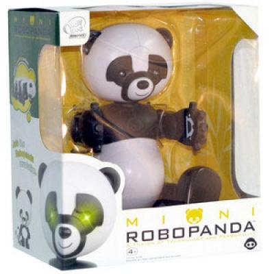 8168 Робот игрушка Robopanda (мини) WowWwee