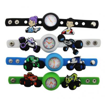 """990049 Детские наручные часы """"Вспыш и Чудо-машинки"""""""
