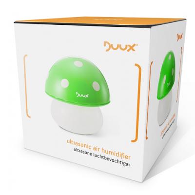 *DUAH03-CF Ультразвуковой увлажнитель воздуха и ночник Mushroom Green Duux