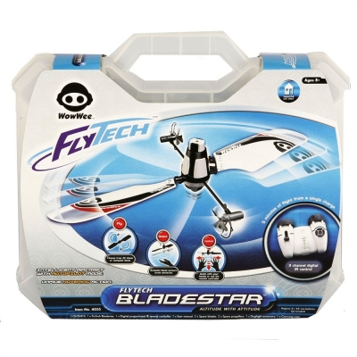 4055 Летающий робот Блейдстар FlyTech Bladestar WowWee