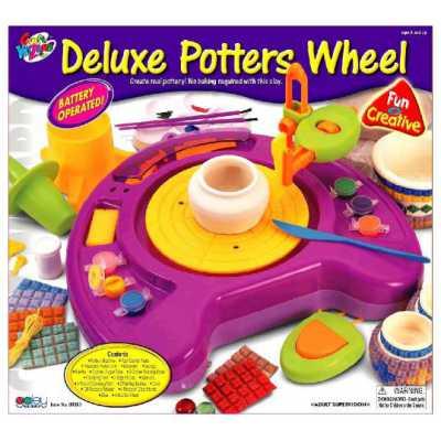 *80861 Гончарный круг детский для фигурной резки Galey Toys