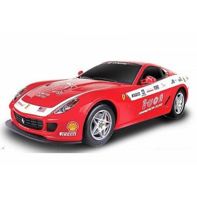 *8107A Машина на радиоуправлении Ferrari 599 GTB Fiorano Panamerican Красная 1/20 MJX
