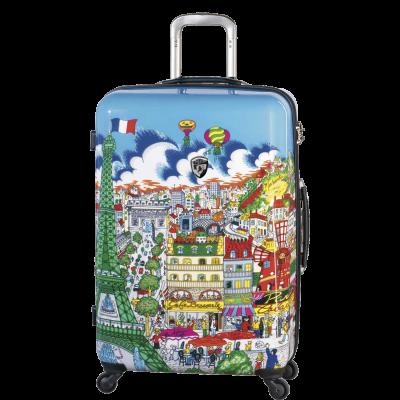 99108-30 Дорожный чемодан на колесиках Heys Fazzino Paris La Joie de Vie 30''
