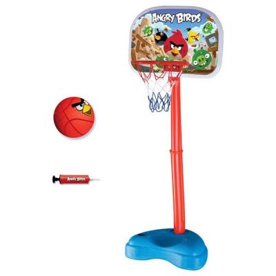 99887V Стойка баскетбольная Angry Birds