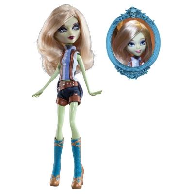 997741 Кукла Мистикс Зомби Азра с набором Mystixx