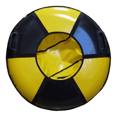 99950 Санки-ватрушка надувные Реактор 80 см с камерой Тюбинг Globus