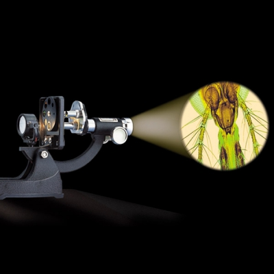 *MS601 Детский микроскоп с набором для опытов и проектором Edu-Toys