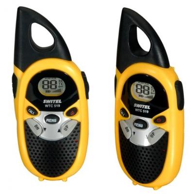 *WTC519-CF Детская рация с функцией радионяни VOX 5 км Switel